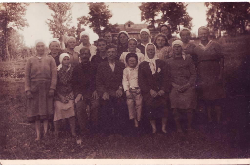 Села большой на лицо 11 фотография